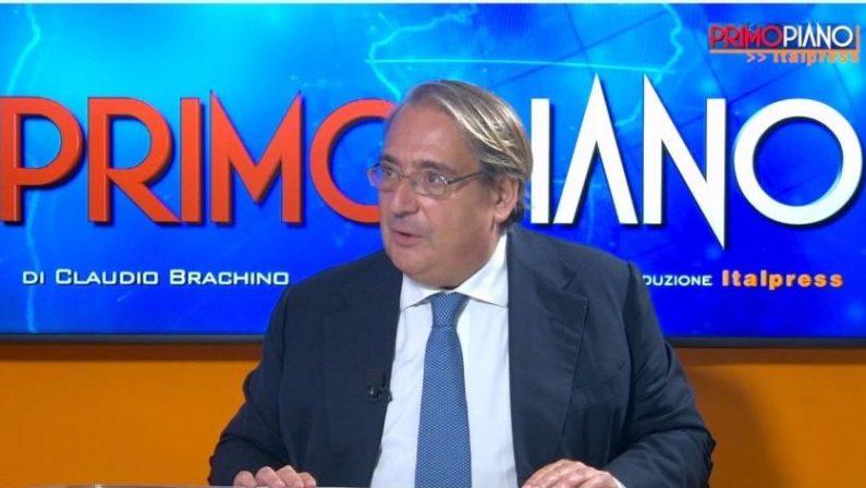 Roberto Napoletano: «Il credito di Draghi può fare bene all'Italia»