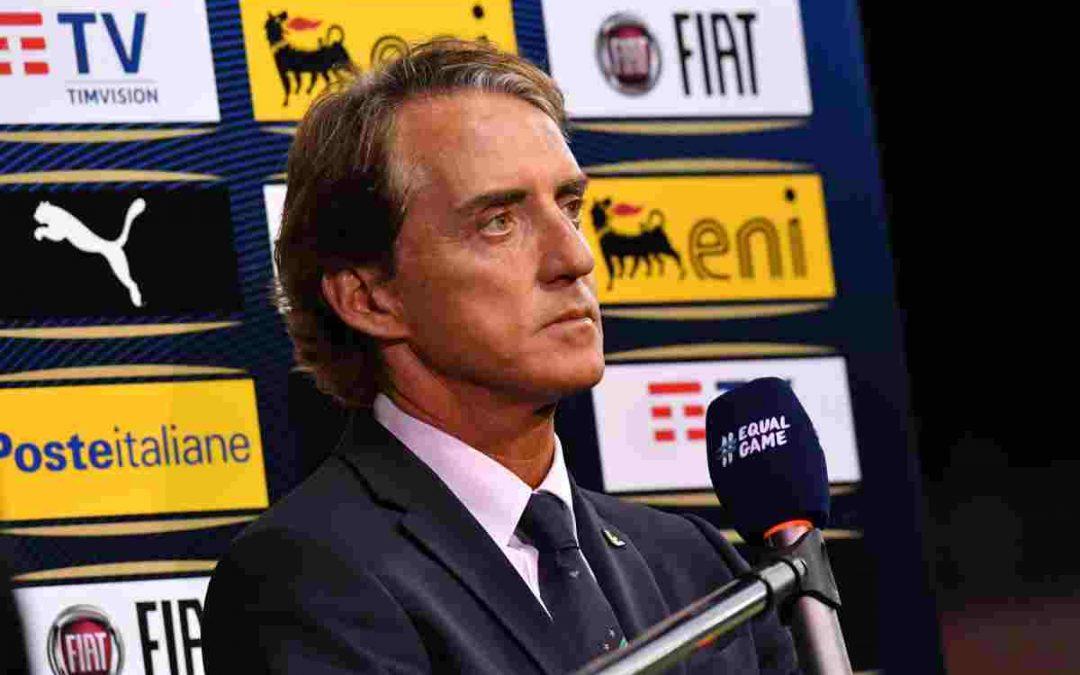 """Mancini """"'Biscottò col Galles? Giocheremo per vincere"""""""