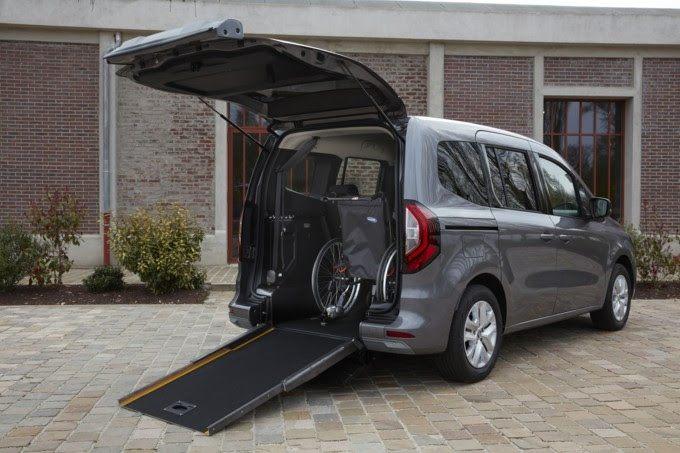 Renault Tech al servizio della mobilità inclusiva con Kangoo TPMR