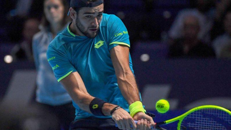 Esordio ok per Berrettini a Wimbledon, Fognini già al 3° turno