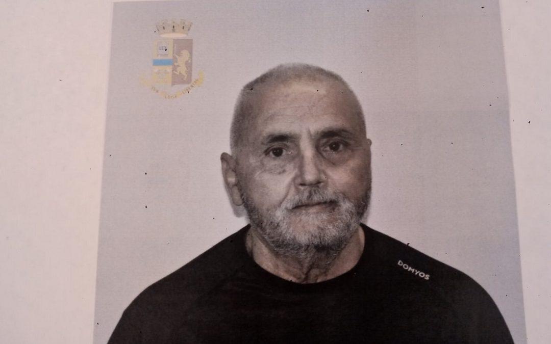 Agostino Papaianni dopo il suo arresto