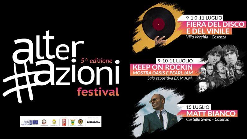 Tornano a Cosenza gli eventi di Alterazioni Festival