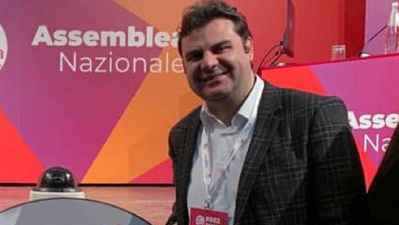 Italia Viva, Palermo nuovo coordinatore della provincia di Cosenza