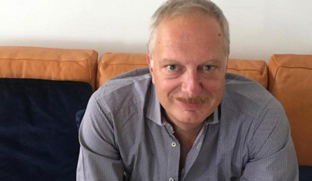 Antonio Scurati, scrittore e presidente dimissionario della Fondazione Ravello