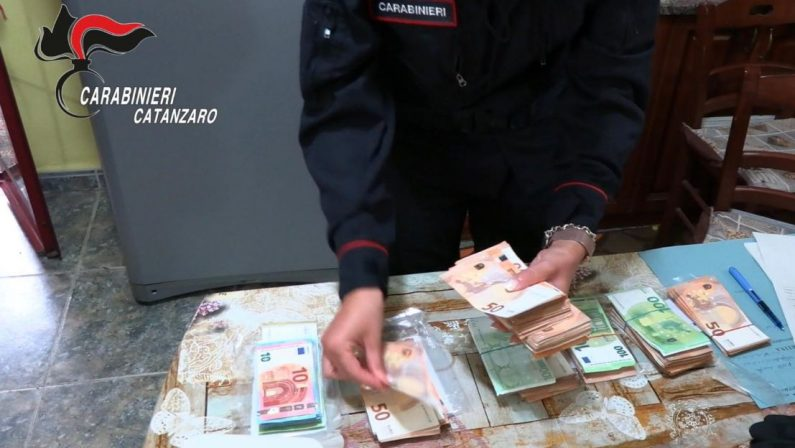 'Ndrangheta: estorsioni alle imprese, tre arresti dei carabinieri nel Catanzarese