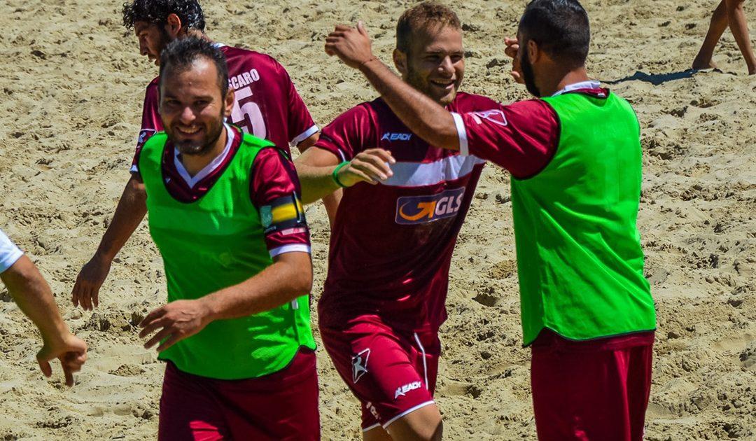 L'Asd Lamezia Beach Soccer di nuovo in spiaggia per affrontare il torneo edizione 2021
