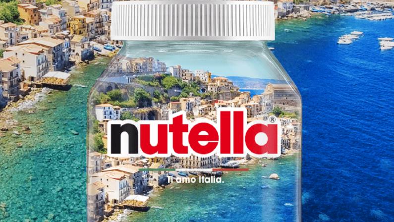 Nutella, saranno Scilla e Tropea a rappresentare la Calabria sui vasetti in edizione limitata
