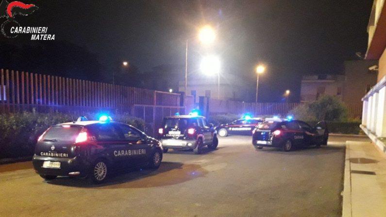 Maxi rissa a mano armata a Policoro, arrestate cinque persone