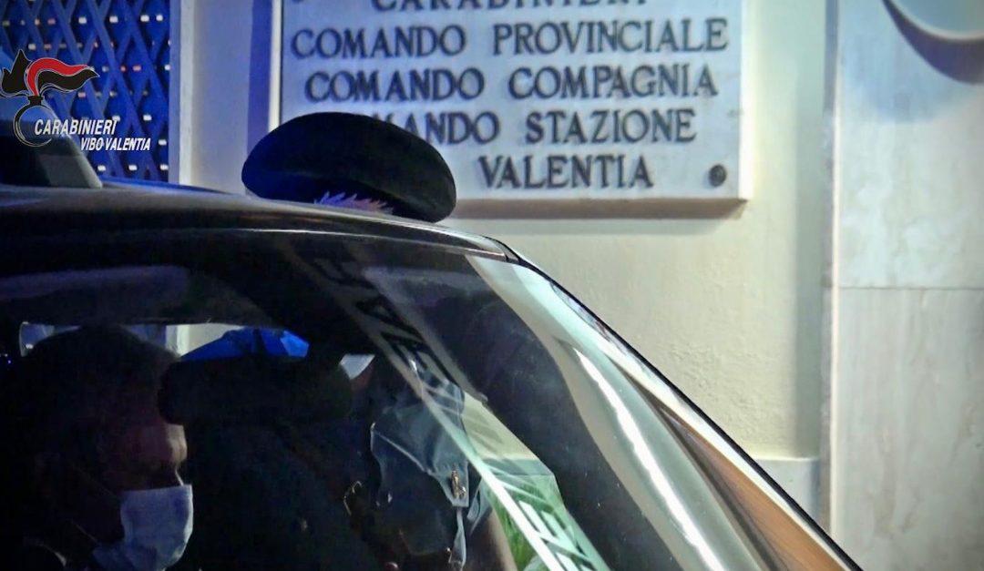 I carabinieri di Vibo Valentia