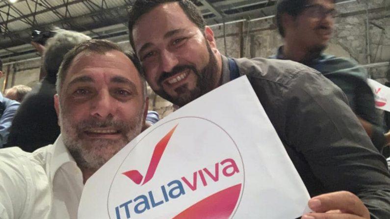 Catanzaro, si dimettono i vertici di Italia Viva in polemica col partito