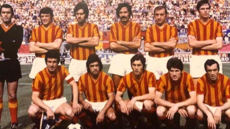 Catanzaro, 50 anni fa come oggi la prima promozione in Serie A