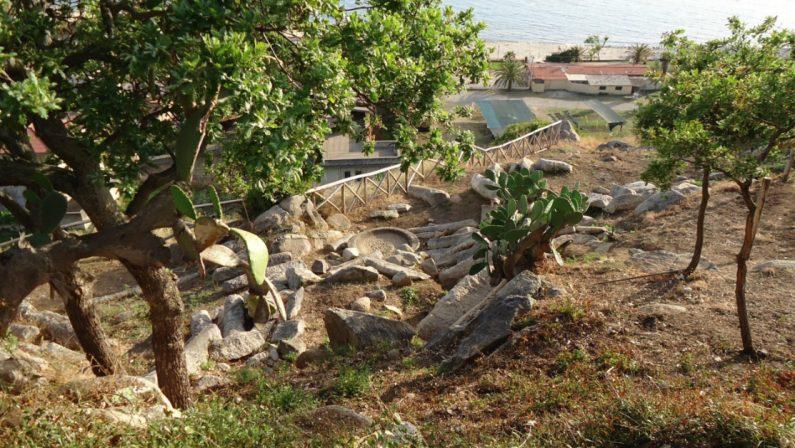 Il Comune di Nicotera avvia l'iter per acquisire l'antica cava romana