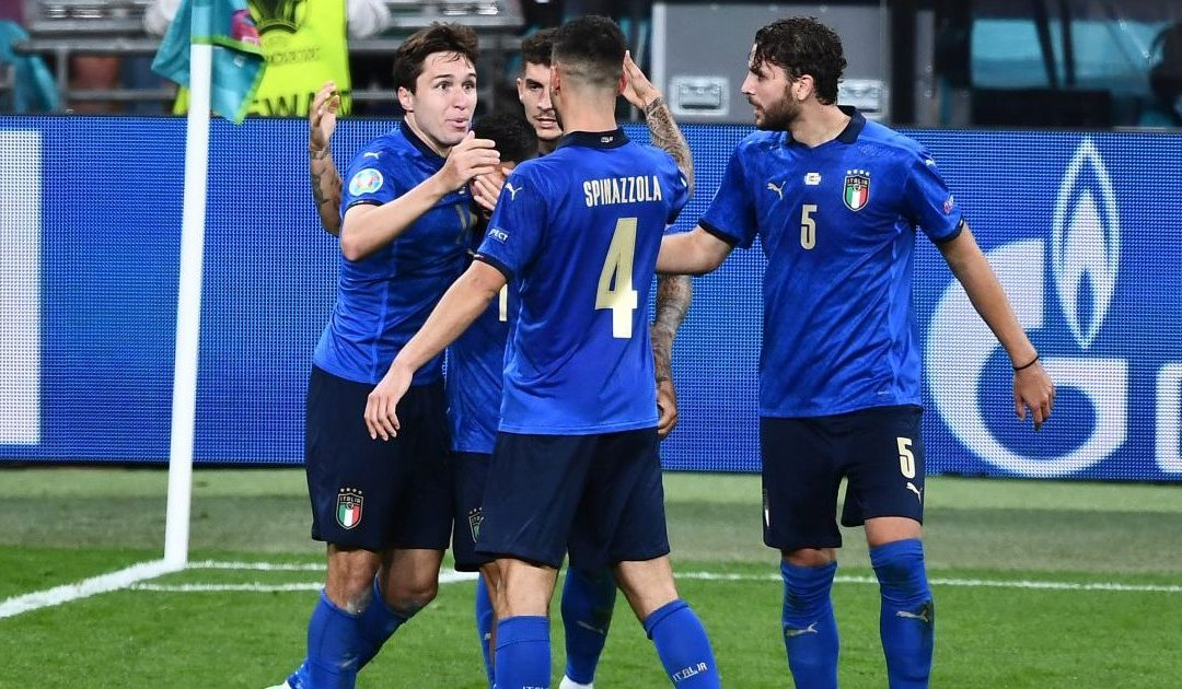 L'Italia infrange 3 record e vola nei quarti, l'Austria si arrende ai supplementari