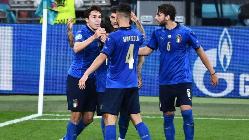 L'Italia infrange 3 record e vola ai quarti, l'Austria si arrende ai supplementari