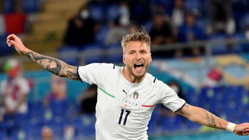 Italia, che debutto all'Europeo: schiacciata la Turchia