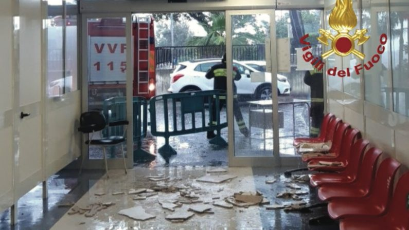 L'ospedale di Locri cade a pezzi: nove anni fa stanziati fondi per 14 milioni e lavori mai iniziati