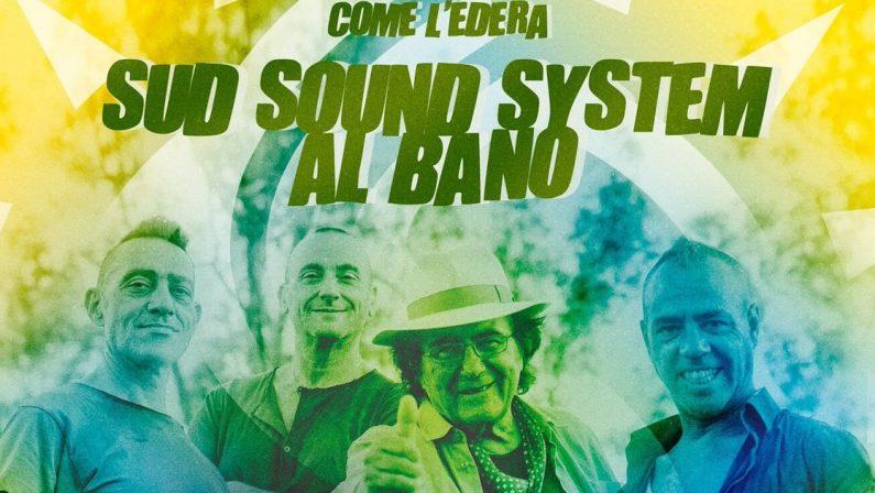 """Sud Sound System e Al Bano insieme in """"Come l'edera"""""""