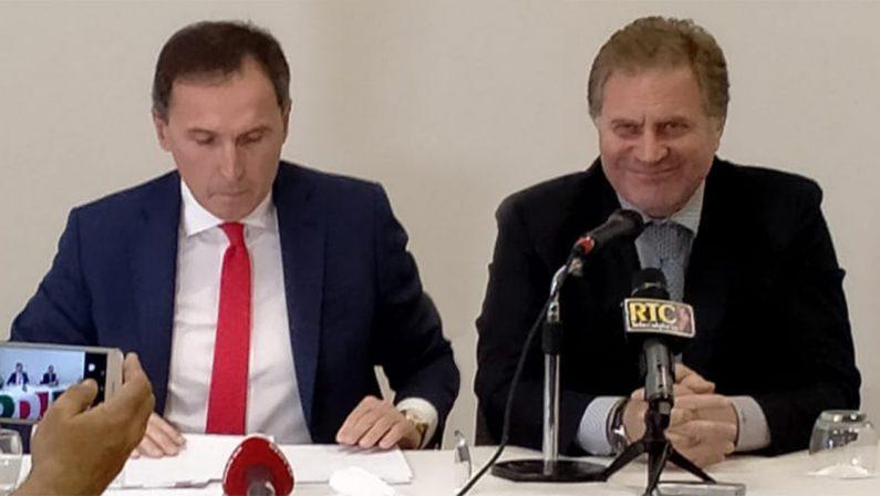 Boccia: «Irto candidato e leader naturale del PD e del centrosinistra calabrese»
