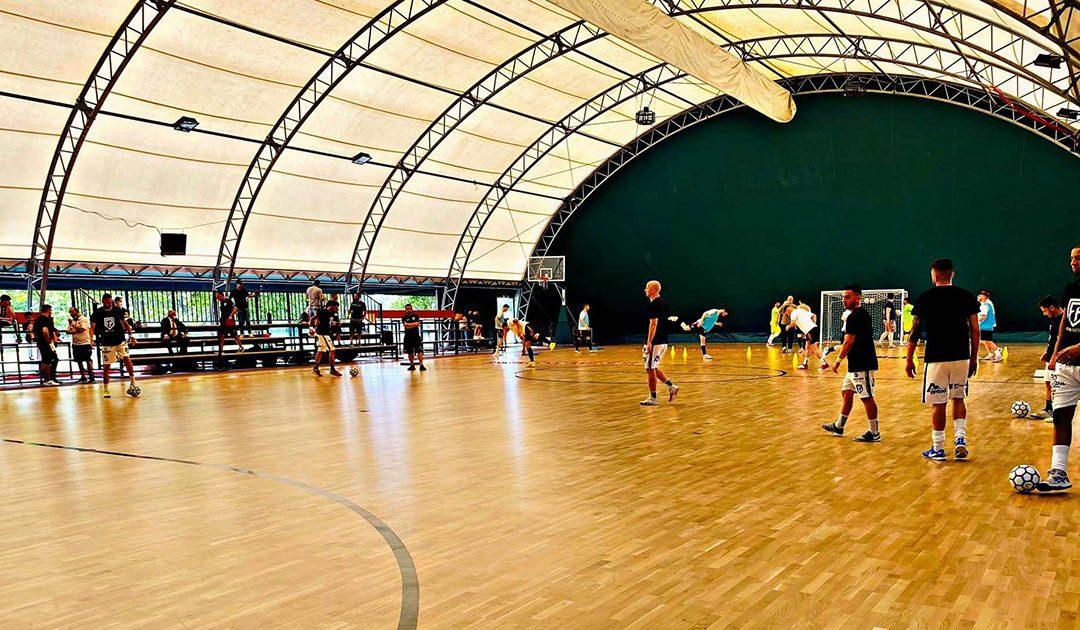 Vittoria in trasferta e promozione nella massima serie per il Futsal Polistena