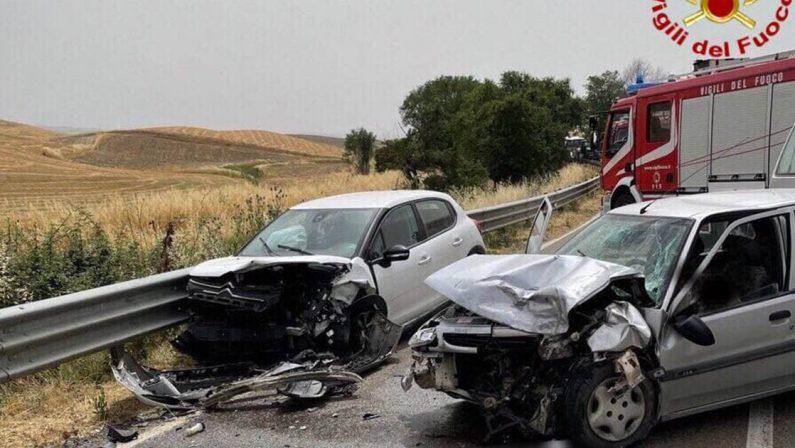 Incidente stradale nel Potentino, muore un uomo di 68 anni