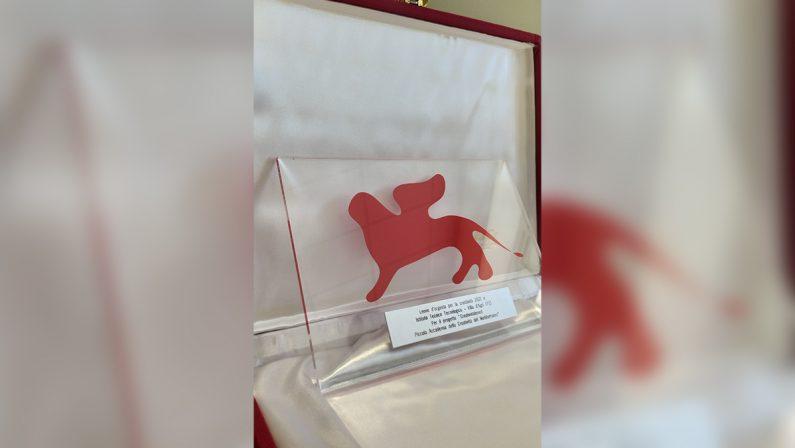 Biennale di Venezia, l'Itt di Villa d'Agri vince il Leone d'Argento per la creatività