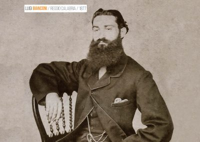 Luigi Bianconi Reggio Calabria 1877