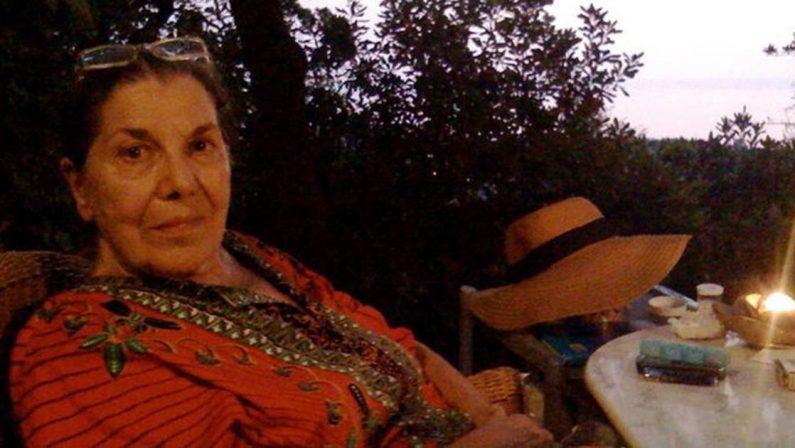 La scomparsa di Marilù Monda Misasi sorella del Ministro e madre di noti giornalisti