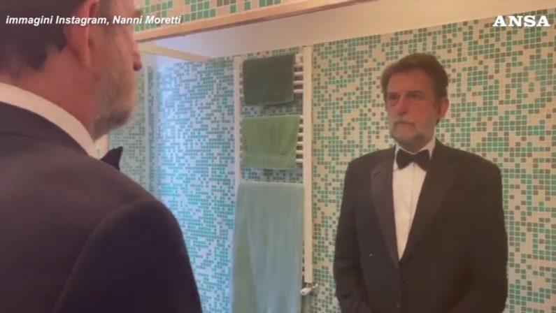 """Nanni Moretti in concorso al Festival di Cannes col suo nuovo film """"Tre piani"""""""