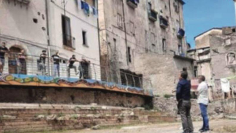 Occhiuto sul centro storico di Cosenza: «Per il recupero ci vorranno altri vent'anni»