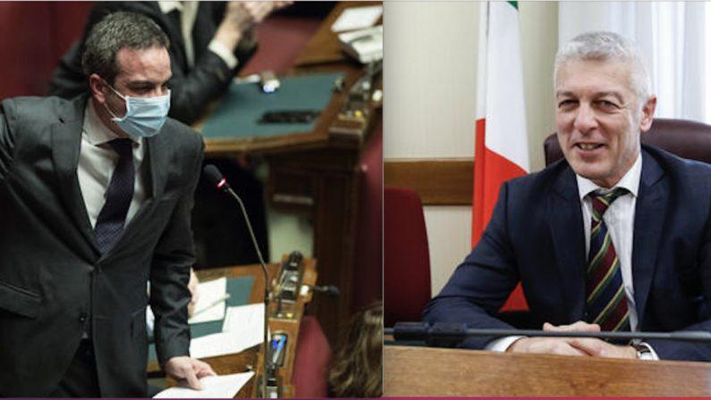 Occhiuto: «No alla 'ndrangheta, le liste siano verificate dall'Antimafia»