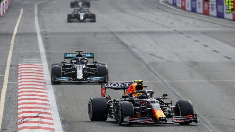 Formula 1: in Azerbaijan vince Perez davanti a Vettel, 4° Leclerc