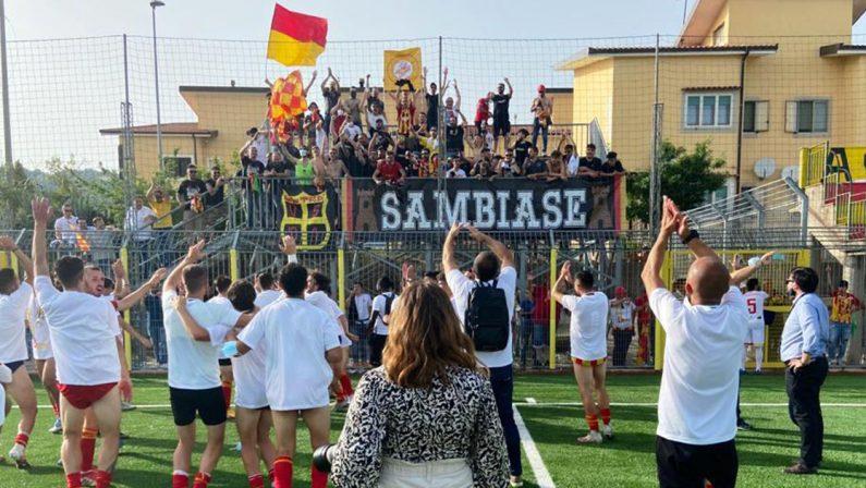 Il Sambiase vince a Sersale e viene promosso in Serie D