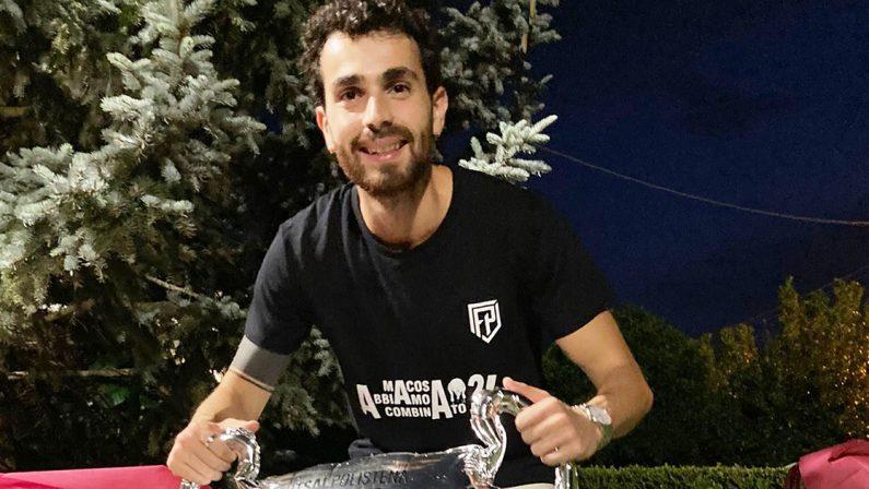 Calcio a 5, nella favola del Polistena c'è spazio anche per Simone Minnella