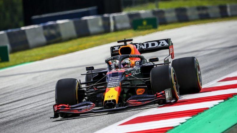 Formula 1 2021, al Gp di Stiria vince Verstappen davanti a Hamilton