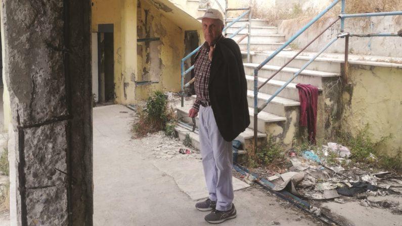 Con il vicesindaco Perna nel paradiso perduto del Lido comunale diReggio Calabria - FOTO