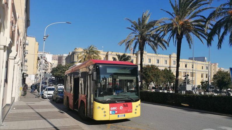 Trasporti pubblici a Catanzaro, da domani entra in vigore l'orario estivo