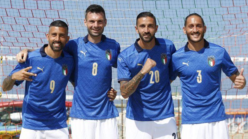 Beach Soccer: ecco i magnifici quattro che rappresenteranno la Calabria