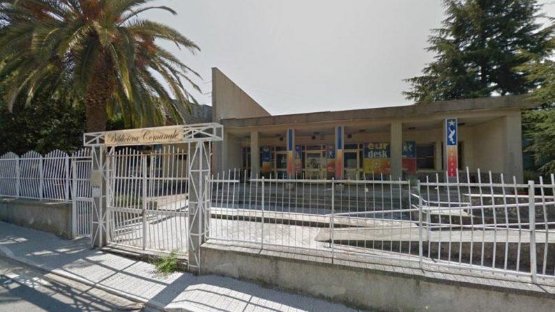 Vibo Capitale italiana del libro ma la biblioteca comunale è chiusa al pubblico