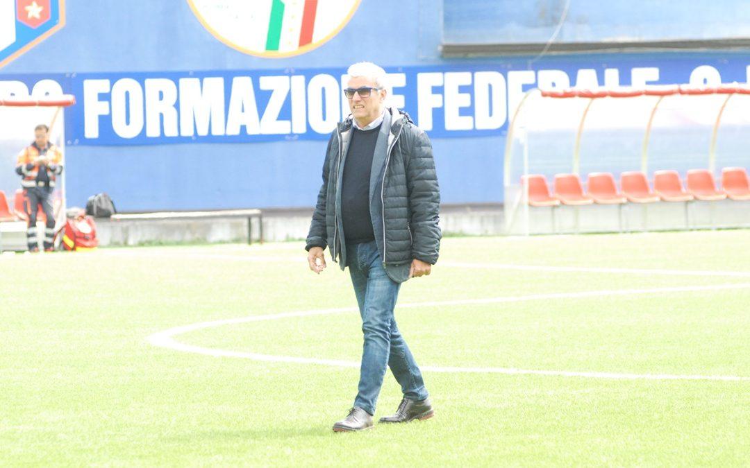 Bruno Leo, presidente dimissionario della Reggiomediterranea
