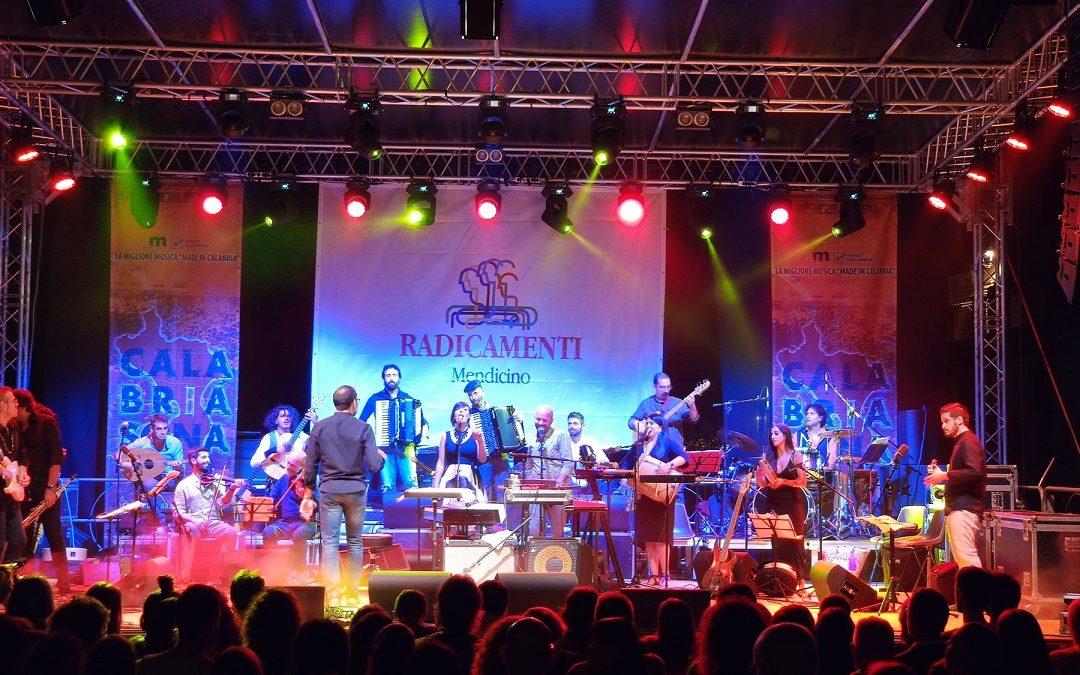 La Calabria Orchestra al Festival Radicamenti di Mendicino