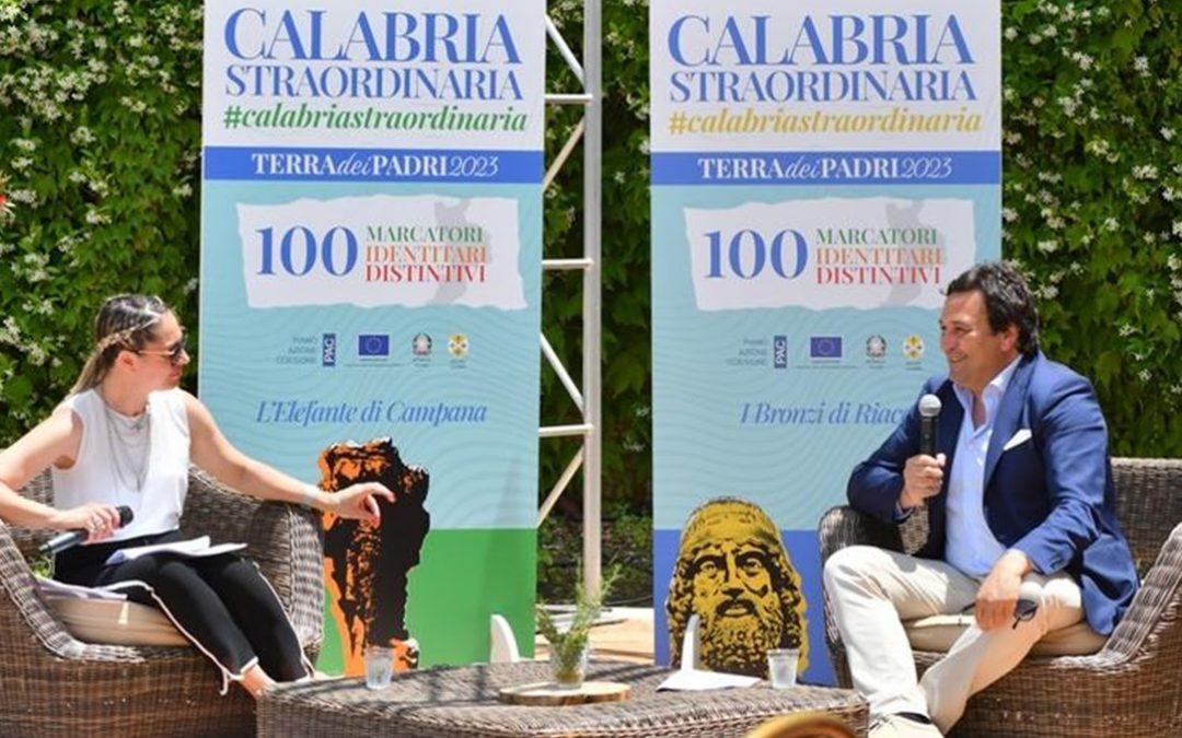 La presentazione di Calabria straordinaria