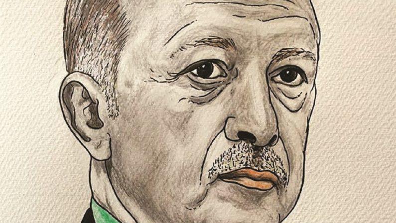 Ecco perchè sui diritti umani Erdogan la fa sempre franca