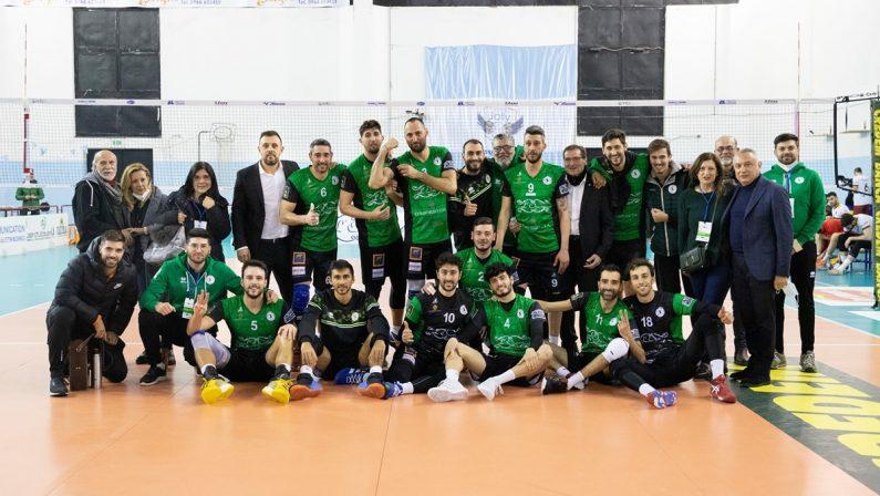 Volley: la Franco Tigano Palmi sceglie di ripartire con Antonio Polimeni