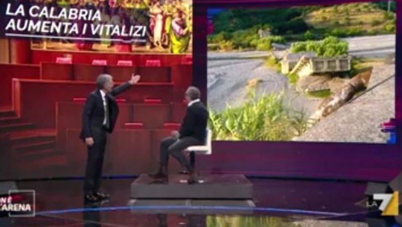 Il dibattito sulla Calabria / Circhi mediatici e ponti crollati