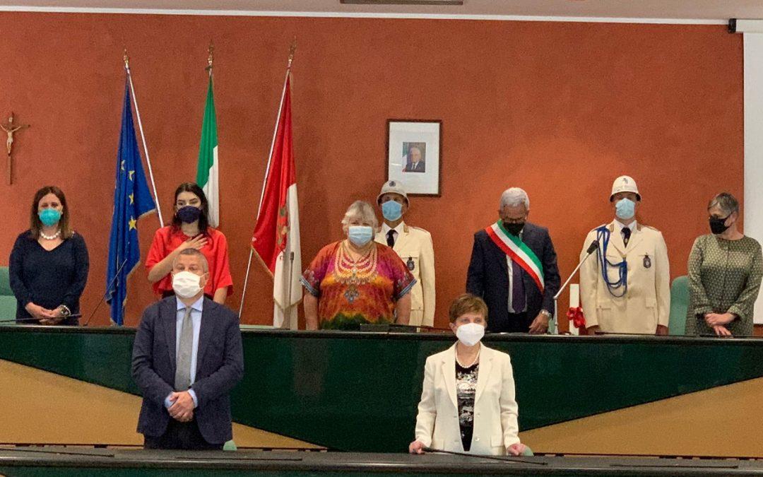 La riunione del Consiglio comunale per la cittadinanza onoraria