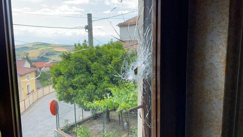 Intimidazione nel Cosentino, colpo d'arma da fuoco contro la casa di un consigliere comunale