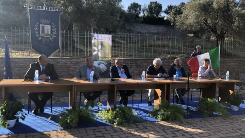 """Locride """"Capitale della Cultura 2025"""", la candidatura presentata a Portigliola"""