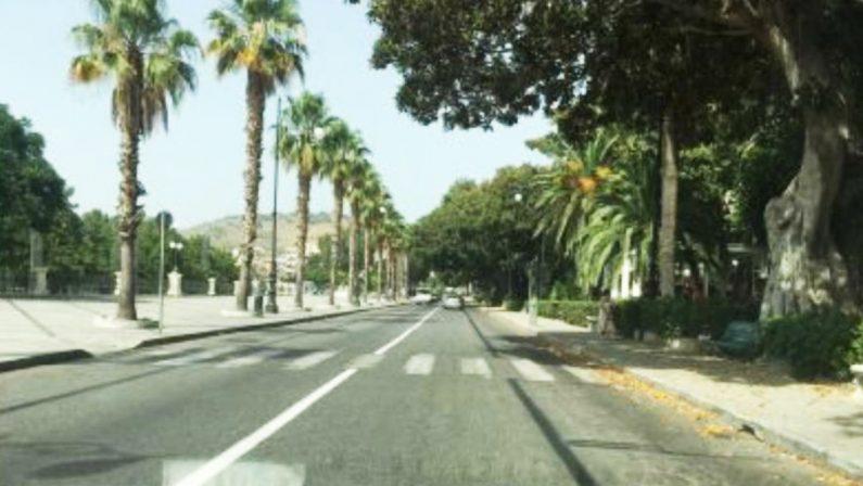 Reggio Calabria, il lungomare in doppio senso salva la viabilità