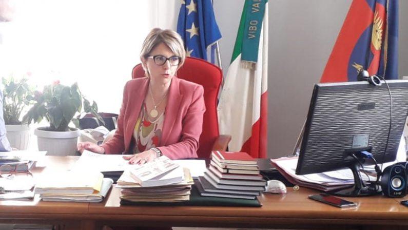 Vibo, Maria Limardo a due anni di mandato: «Preferirei farmi sciogliere nell'acido anziché per mafia»