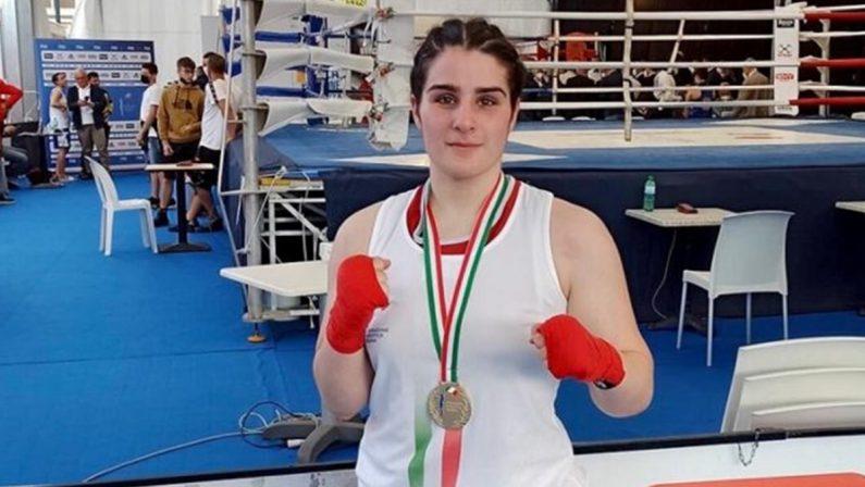 Pugilato, Francesca Pia De Fazio trionfa in Abruzzo: è lei la campionessa italiana Youth 75 kg
